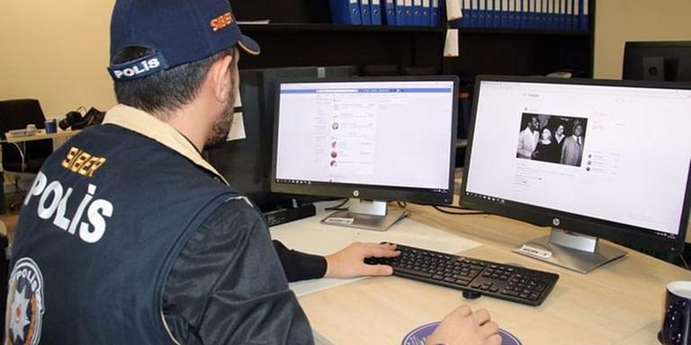 Sosyal Medyada 6000 Hesap İçin Adli İşlem Yapıldı