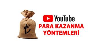 Youtube'da Video İle Para Kazanma Yöntemleri