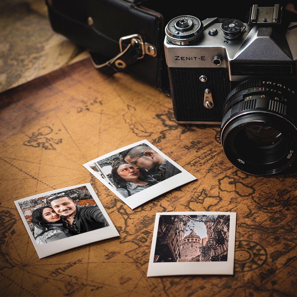 polaroid instagram kartlar fotoğraf baskı