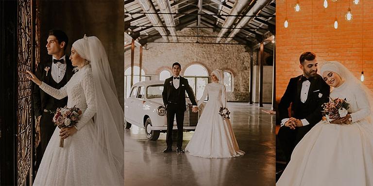 Güvenli Düğün Dış Çekim Mekânı Kibrithane